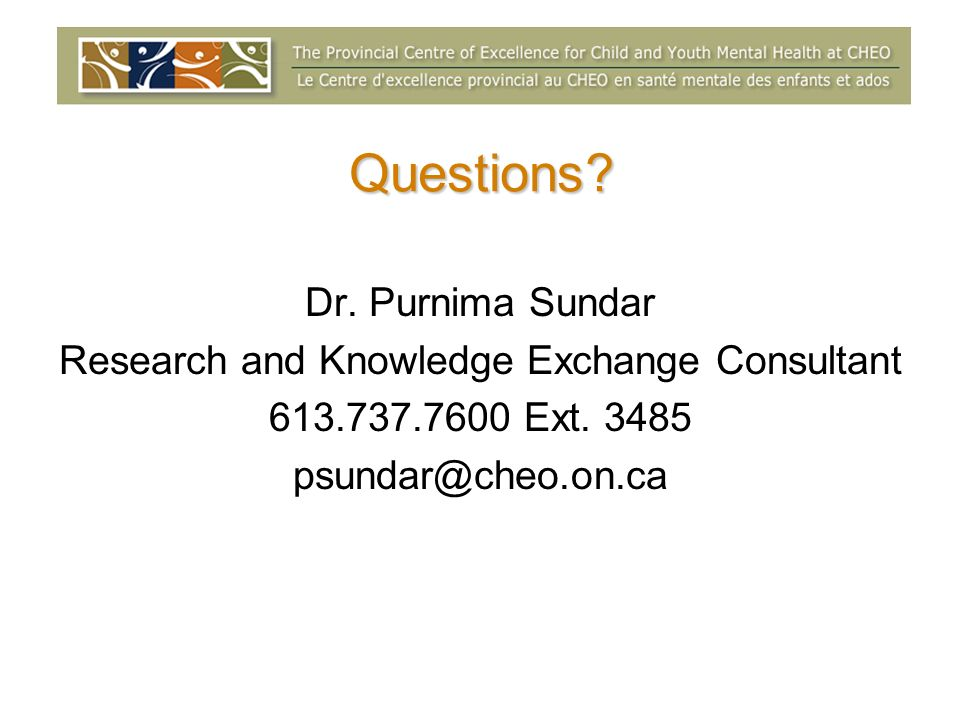 Research and Knowledge Exchange Consultant