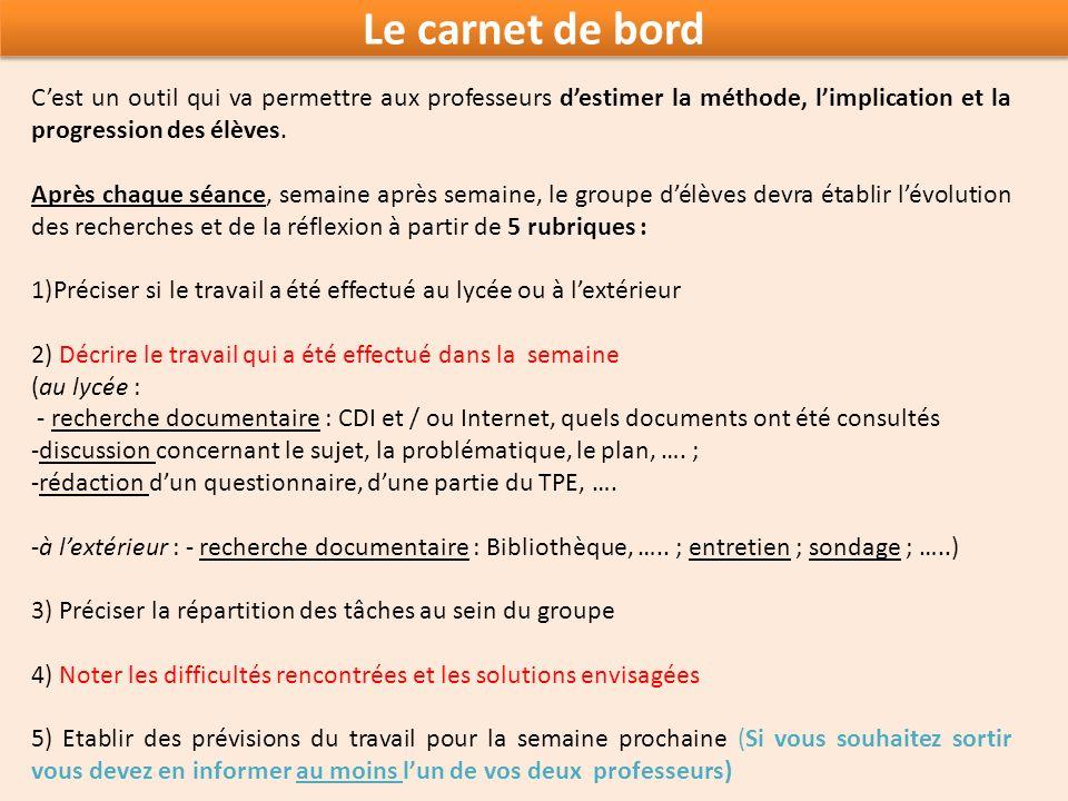 Les Tpe Ppt Video Online T L Charger