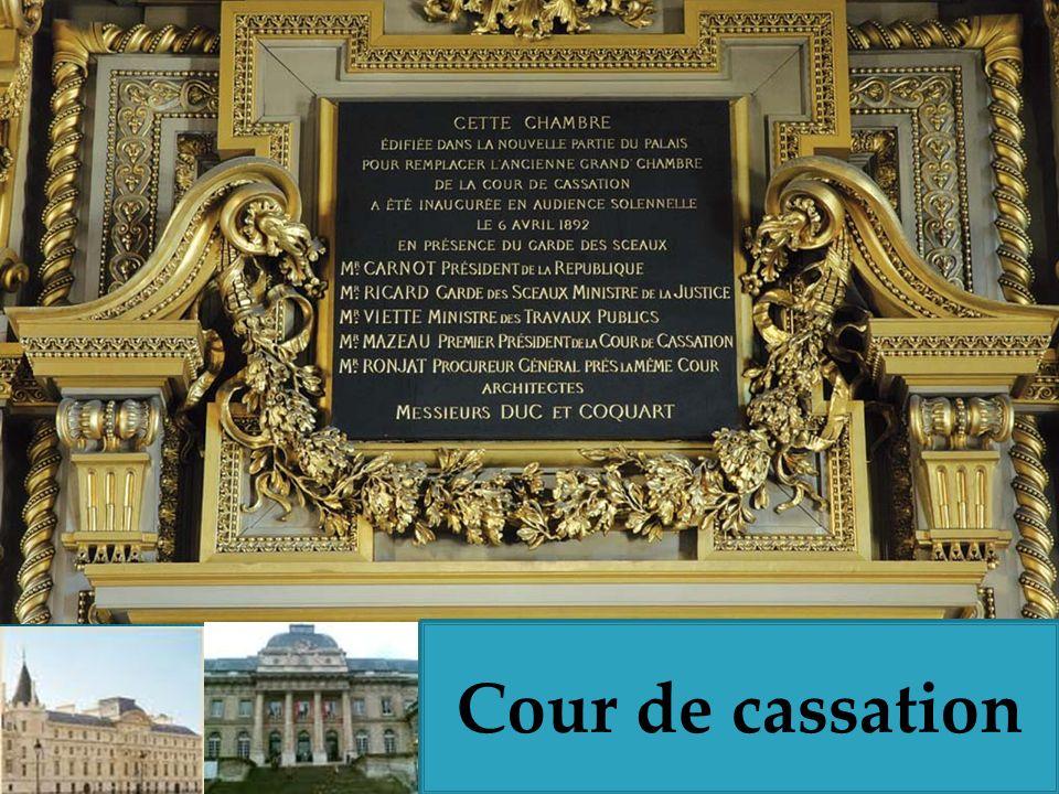 Cour de cassation. - ppt video online télécharger