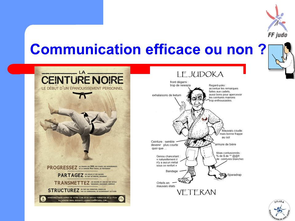 Communication efficace ou non