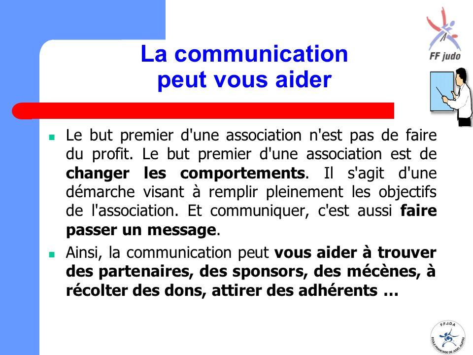 La communication peut vous aider