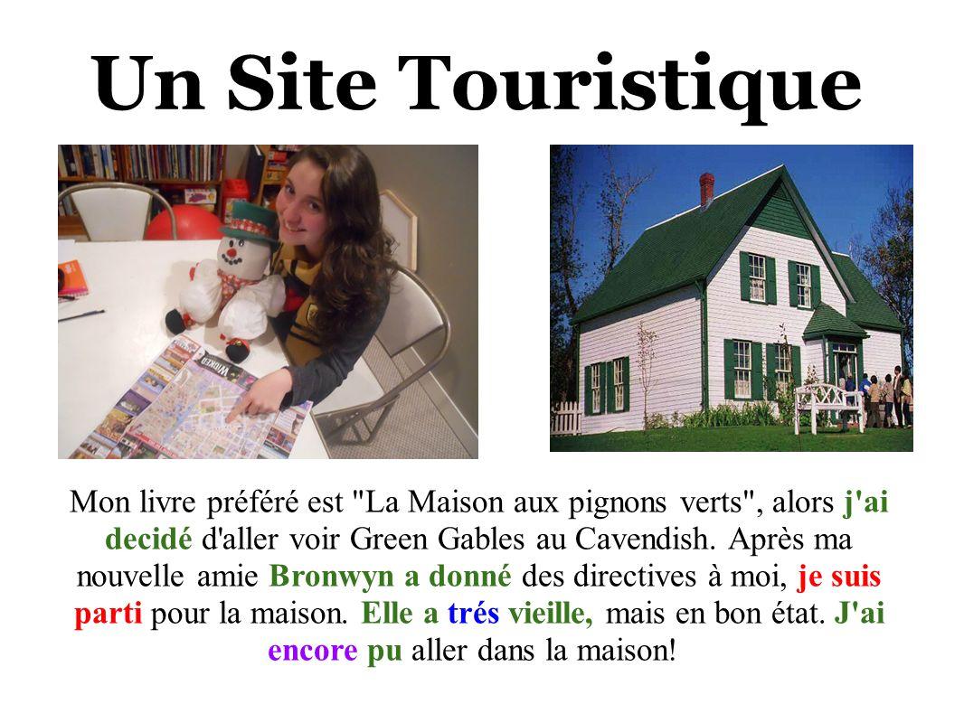 Un Site Touristique