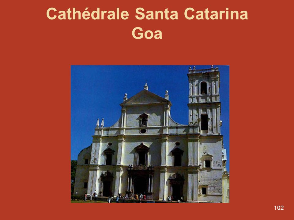 Cathédrale Santa Catarina