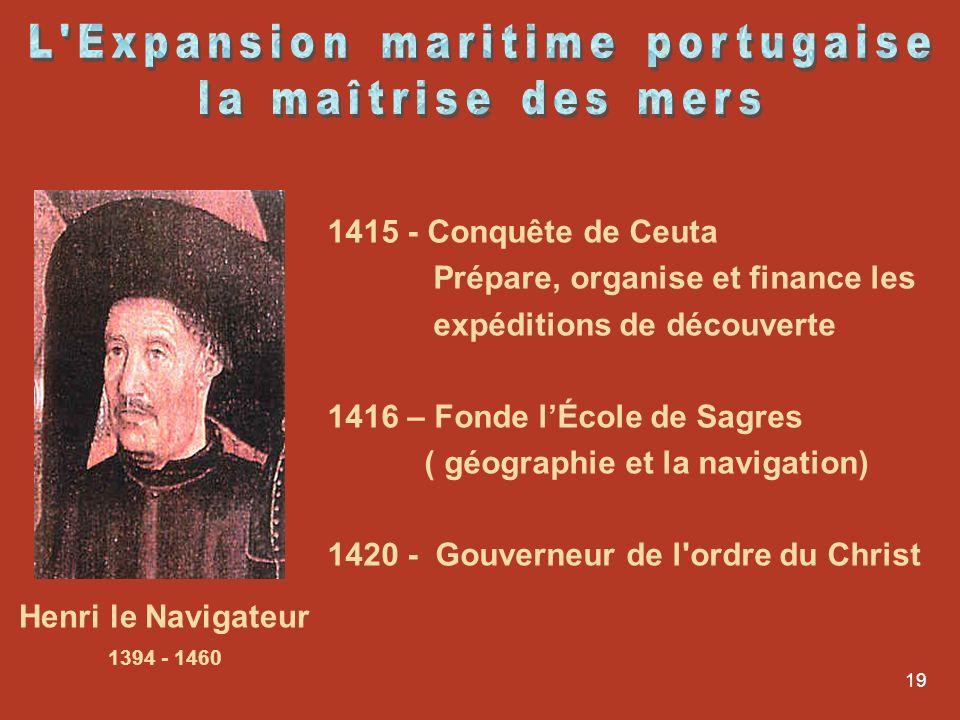 L Expansion maritime portugaise