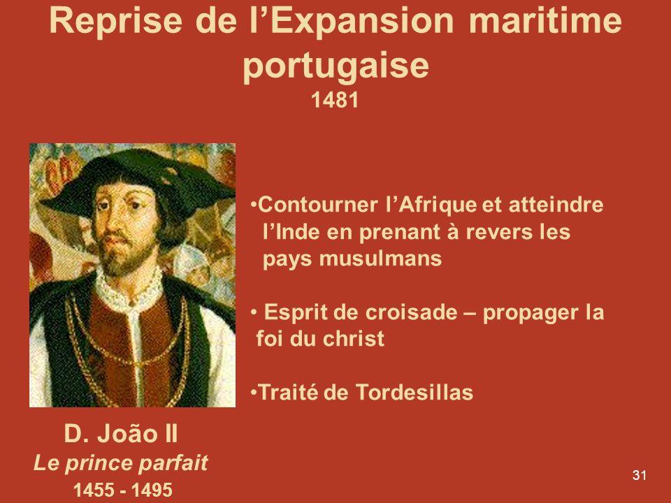 Reprise de l'Expansion maritime portugaise