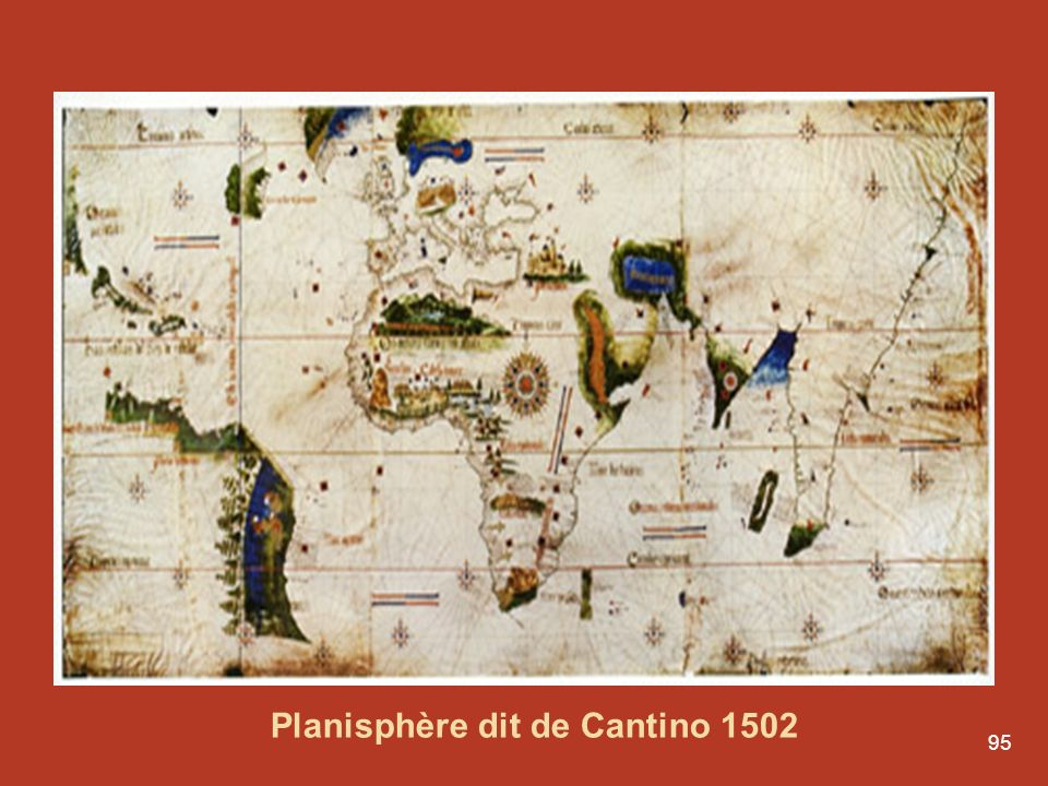 Conferências por Luís Aguilar Planisphère dit de Cantino 1502