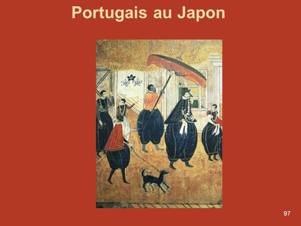 Portugais au Japon