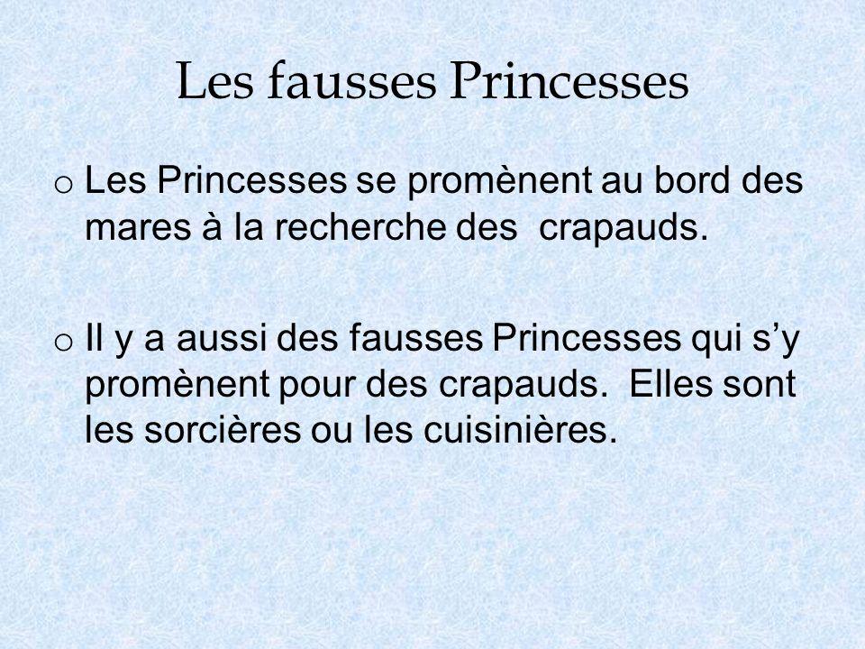 Les fausses Princesses