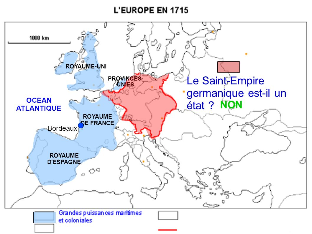 Le Saint-Empire germanique est-il un état