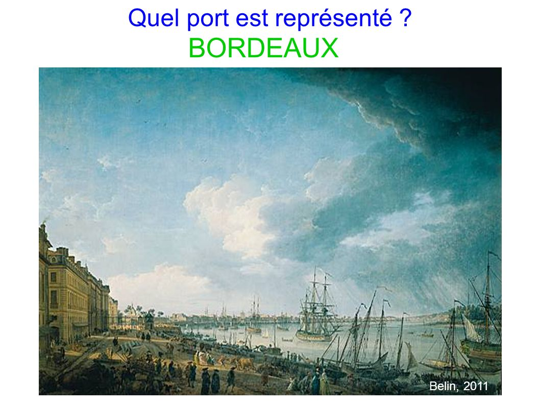 Quel port est représenté