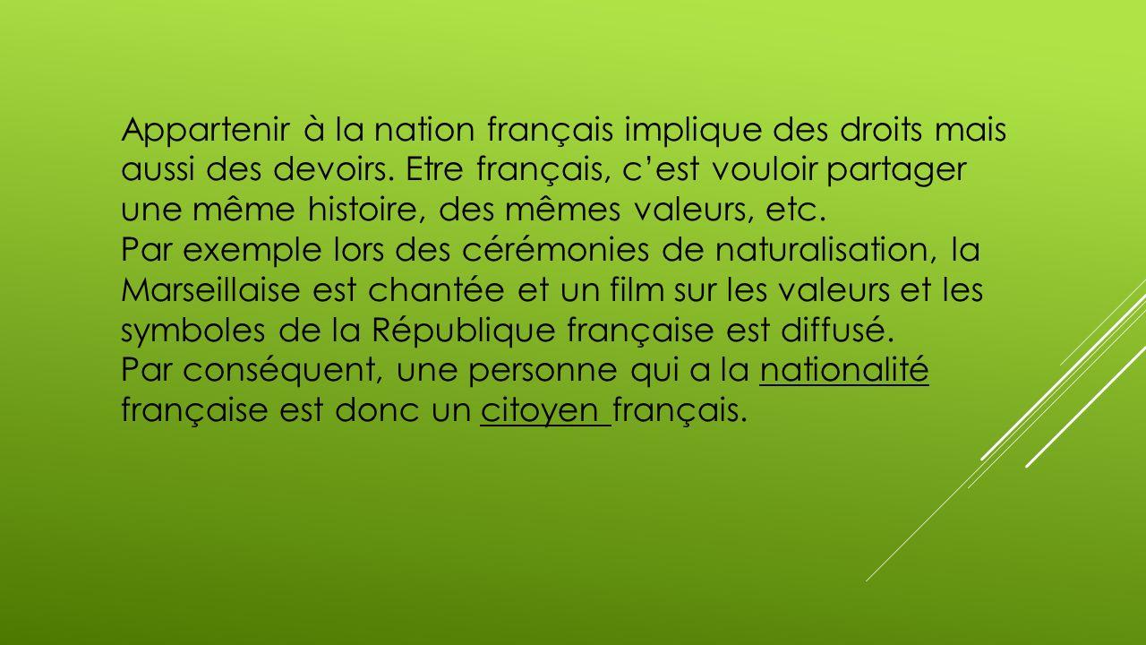 Theme 1 le citoyen en france ppt video online t l charger - Bureau de nationalite francaise ...