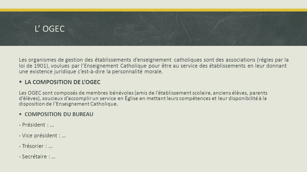 R union de rentr e classe de cm2 de l cole saint exemple - Composition bureau association loi 1901 ...