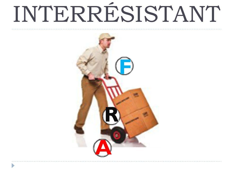 INTERRÉSISTANT F R A