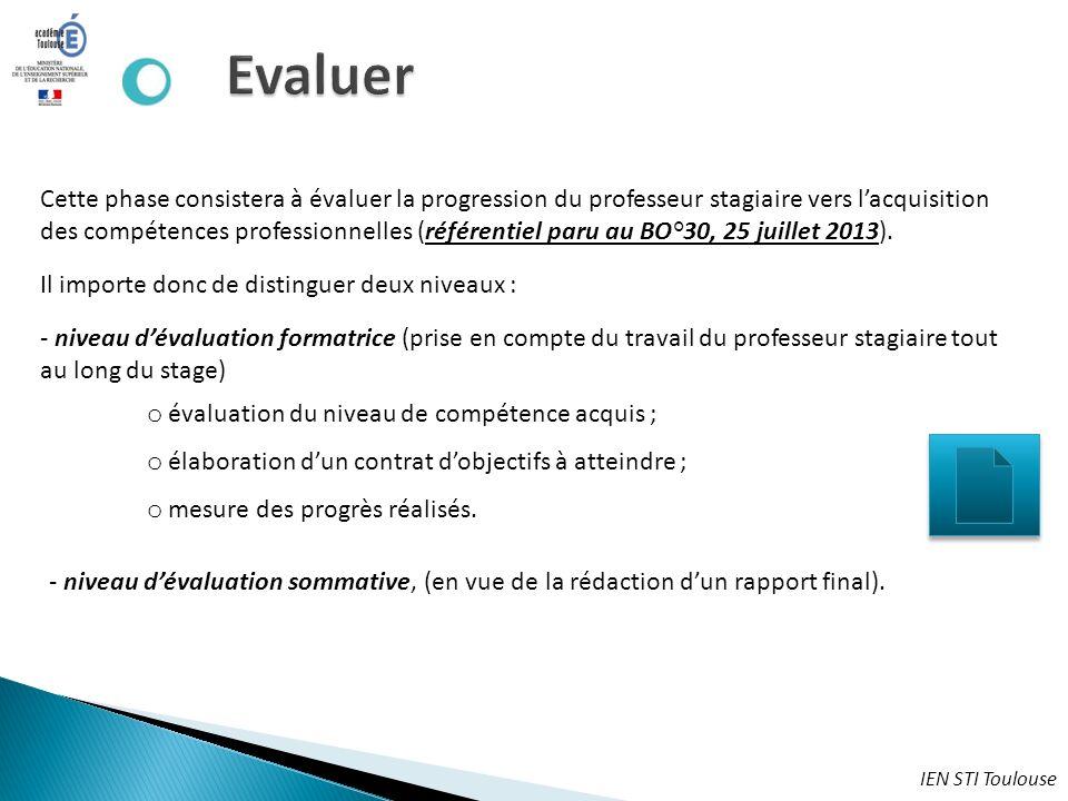 Le tutorat d un fonctionnaire stagiaire ppt video online - Grille d evaluation des competences professionnelles ...