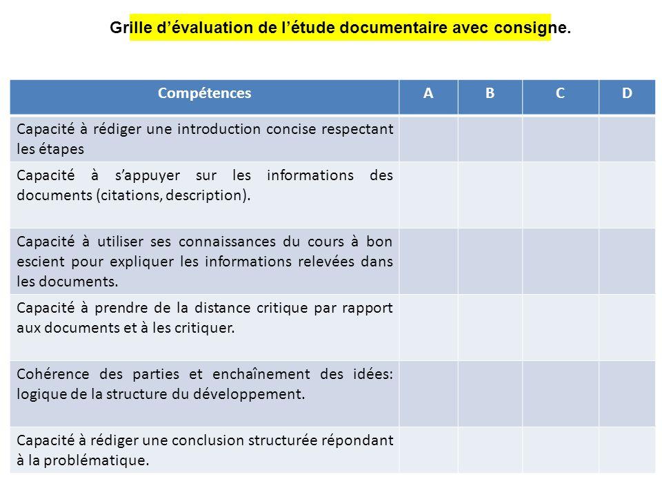 Grilles d valuation lyc e ppt t l charger - Grille d evaluation pour recrutement ...