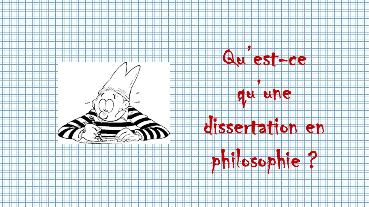 comment faire intro dissertation philo Comment faire une dissertation en philo comment faire une dissertation en philo la conclusion est lultime occasion de planter sa dissertation oui, cest bientt fini.