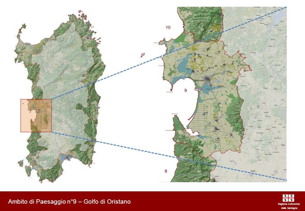 Ambito di Paesaggio n°9 – Golfo di Oristano