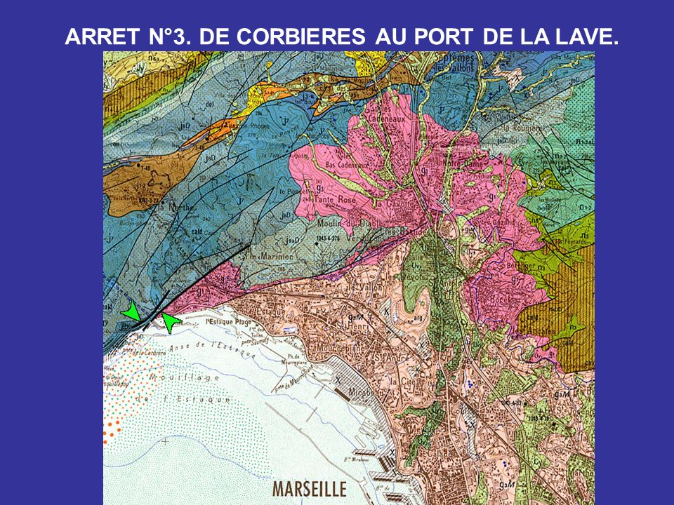 ARRET N°3. DE CORBIERES AU PORT DE LA LAVE. - ppt video online ...