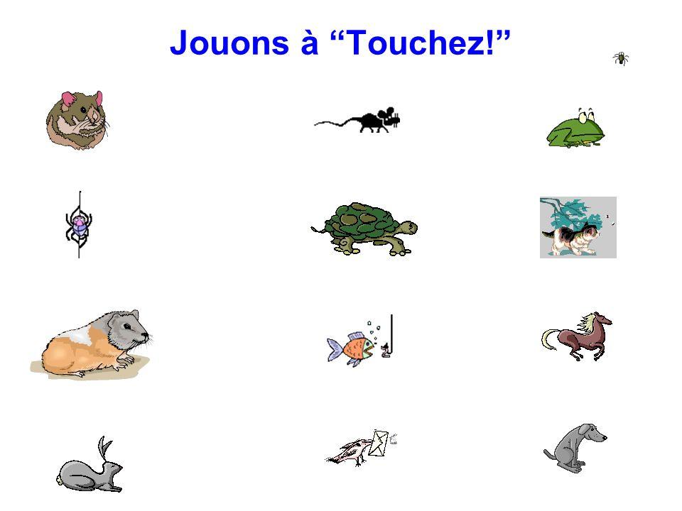 Jouons à Touchez!
