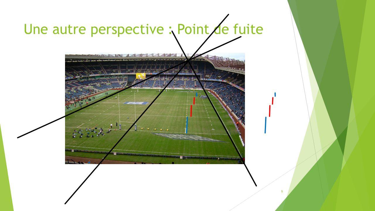 Meublée Sur Perspective En 2 Point De Fuit : Seconde chapitre l espace ppt télécharger