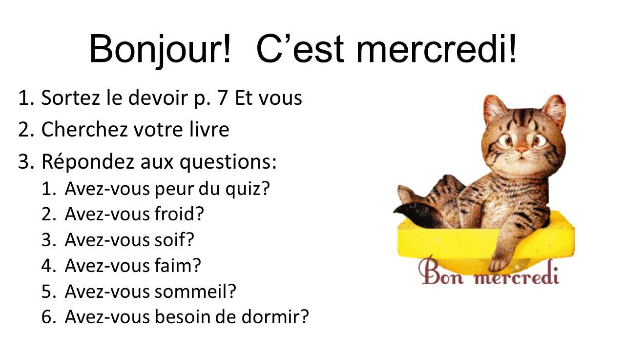 Mercredi 16 Janvier 2019 Bonjour%21+C%E2%80%99est+mercredi%21