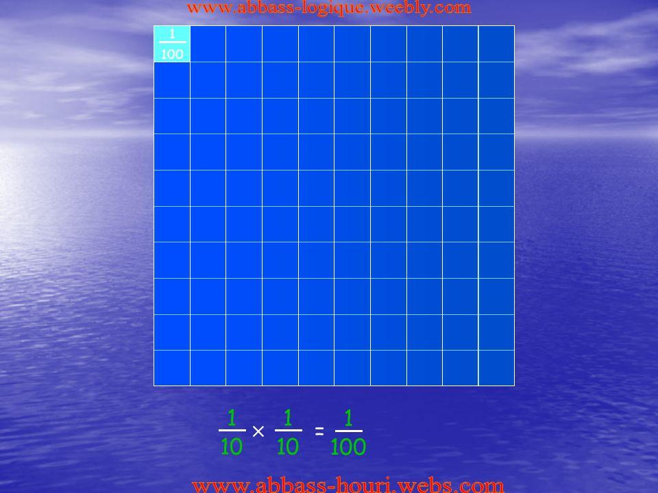 www.abbass-logique.weebly.com www.abbass-houri.webs.com  1 10 100 = 1