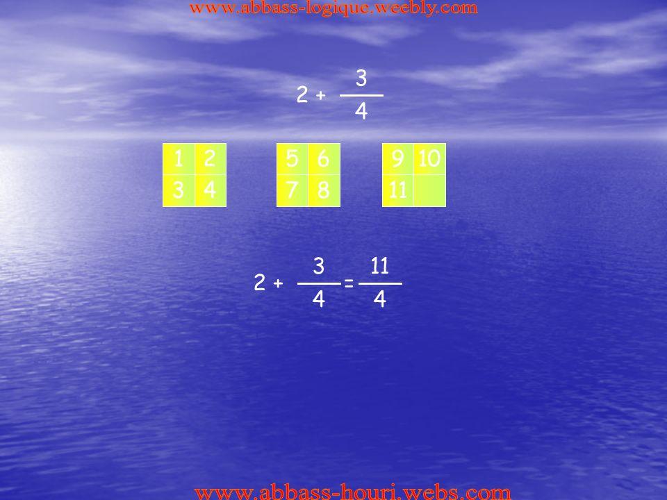 www.abbass-logique.weebly.com www.abbass-houri.webs.com 2 + 3 4 1 2 4