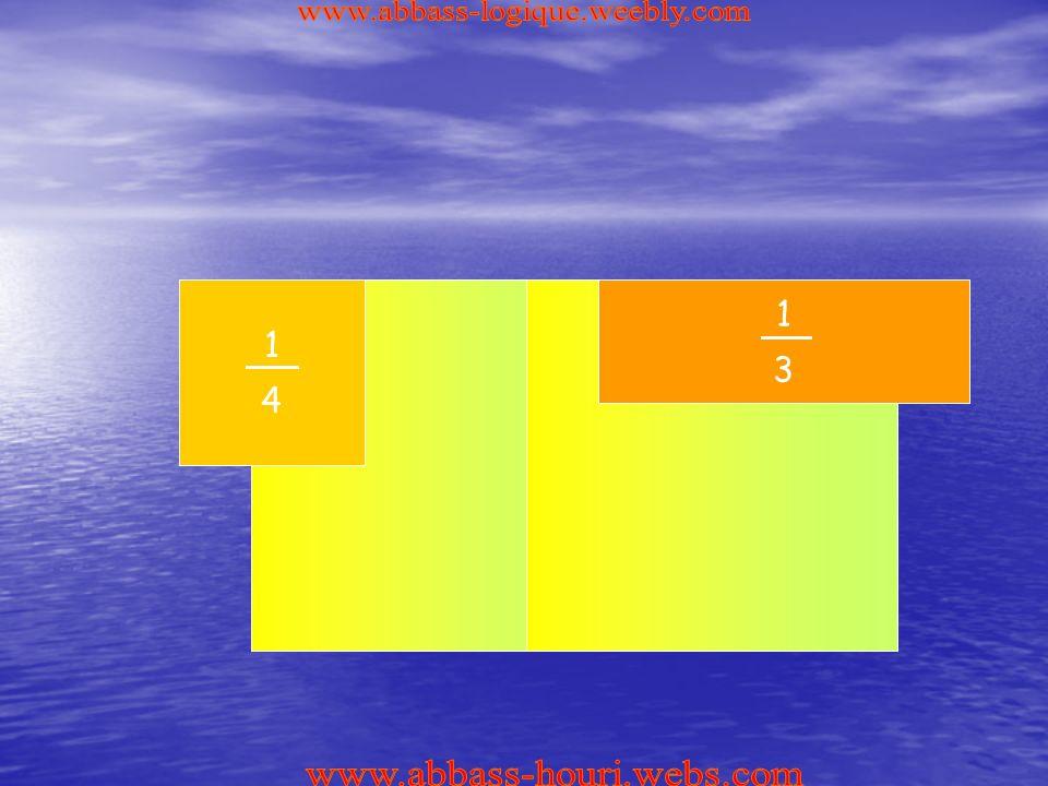 www.abbass-logique.weebly.com 1 4 1 3 www.abbass-houri.webs.com