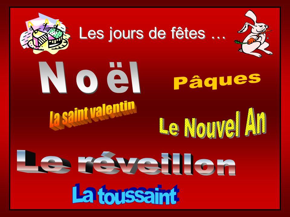 Le calendrier fran ais ppt video online t l charger - Quel jour est la saint valentin ...