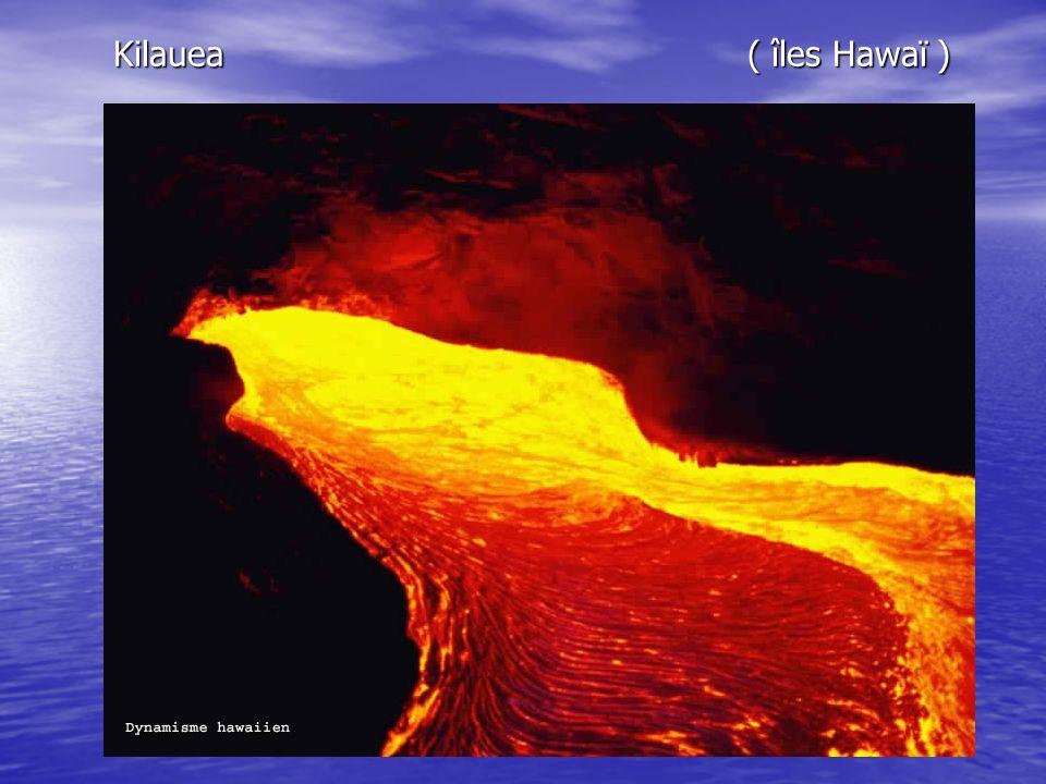 Kilauea ( îles Hawaï )
