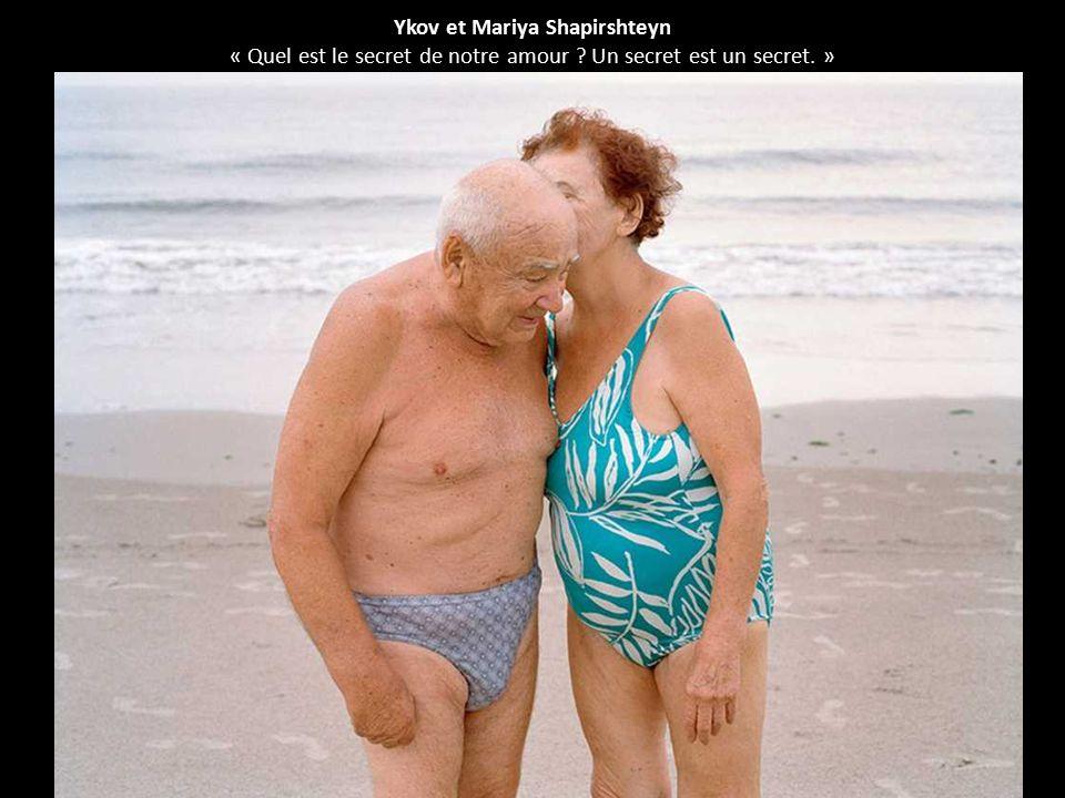 Ykov et Mariya Shapirshteyn « Quel est le secret de notre amour