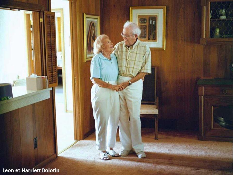 Leon et Harriett Bolotin