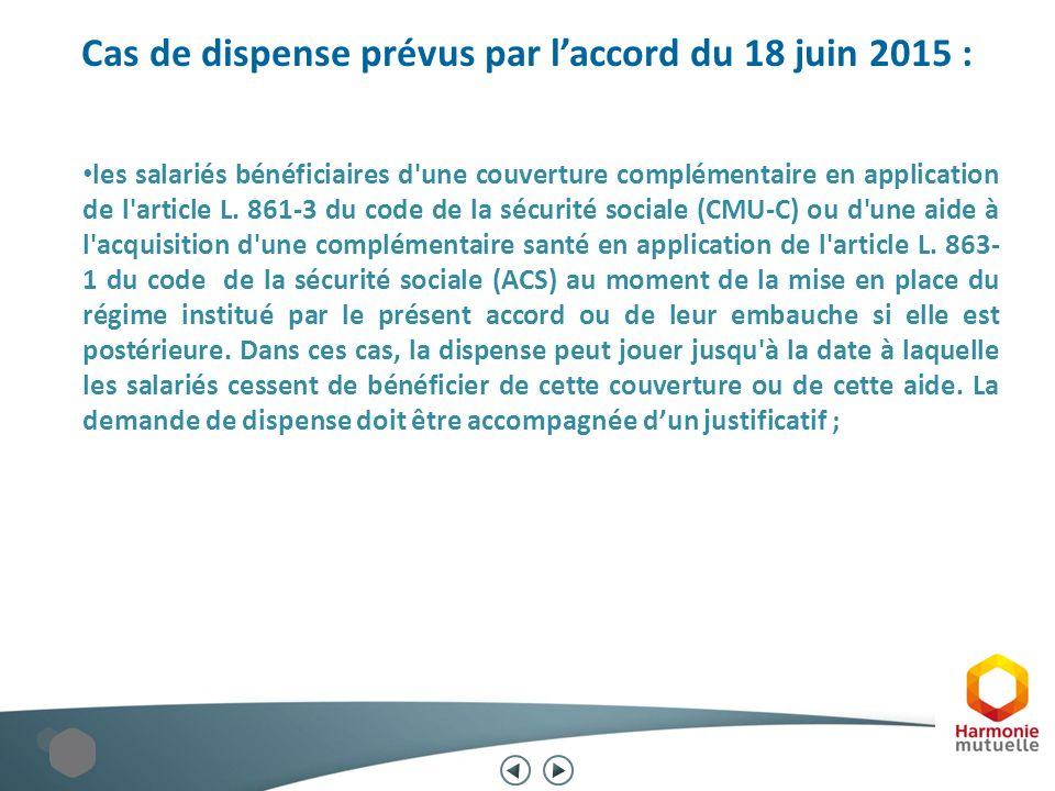 Enseignement catholique accord du 18 juin 2015 de frais de - Aide a la complementaire sante plafond de ressources ...