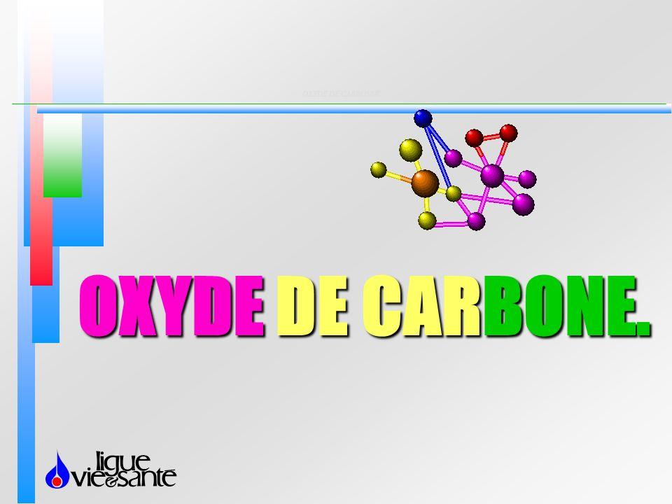 Cesser de fumer avec le plan de 5 jours ppt video - Oxyde de carbone ...