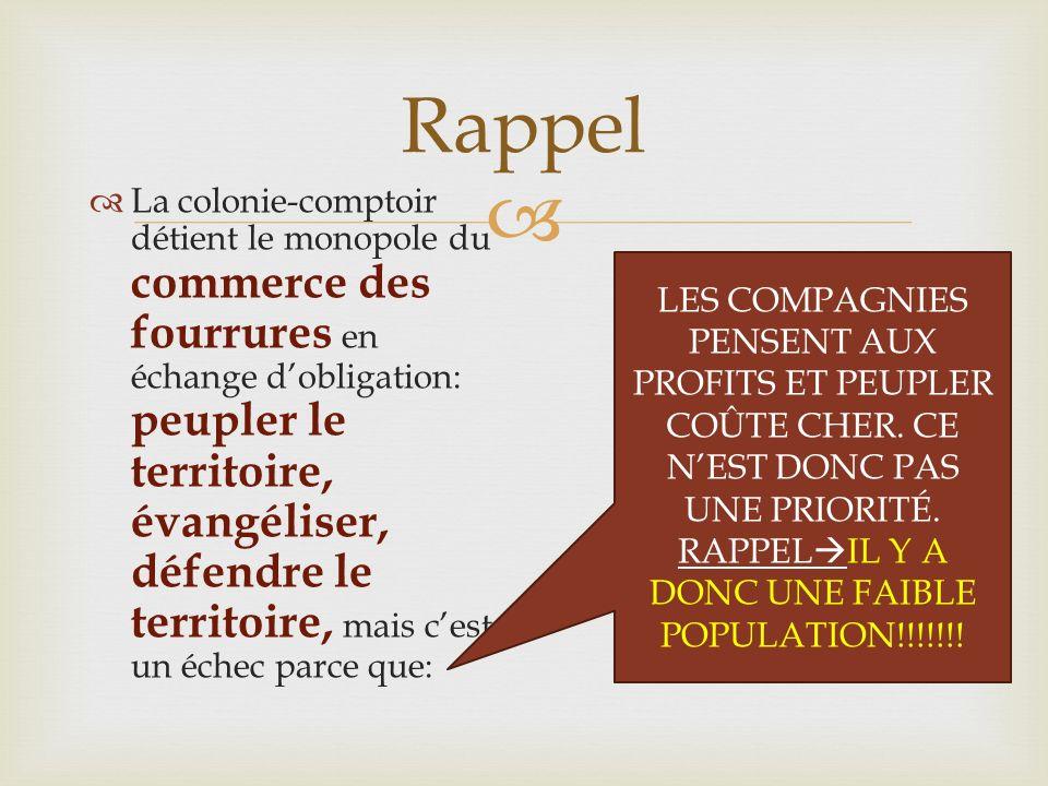 RAPPELIL Y A DONC UNE FAIBLE POPULATION!!!!!!!
