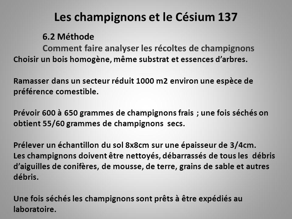 Champignons et c sium 137 conf rence du ppt t l charger - Comment cuisiner les champignons frais ...