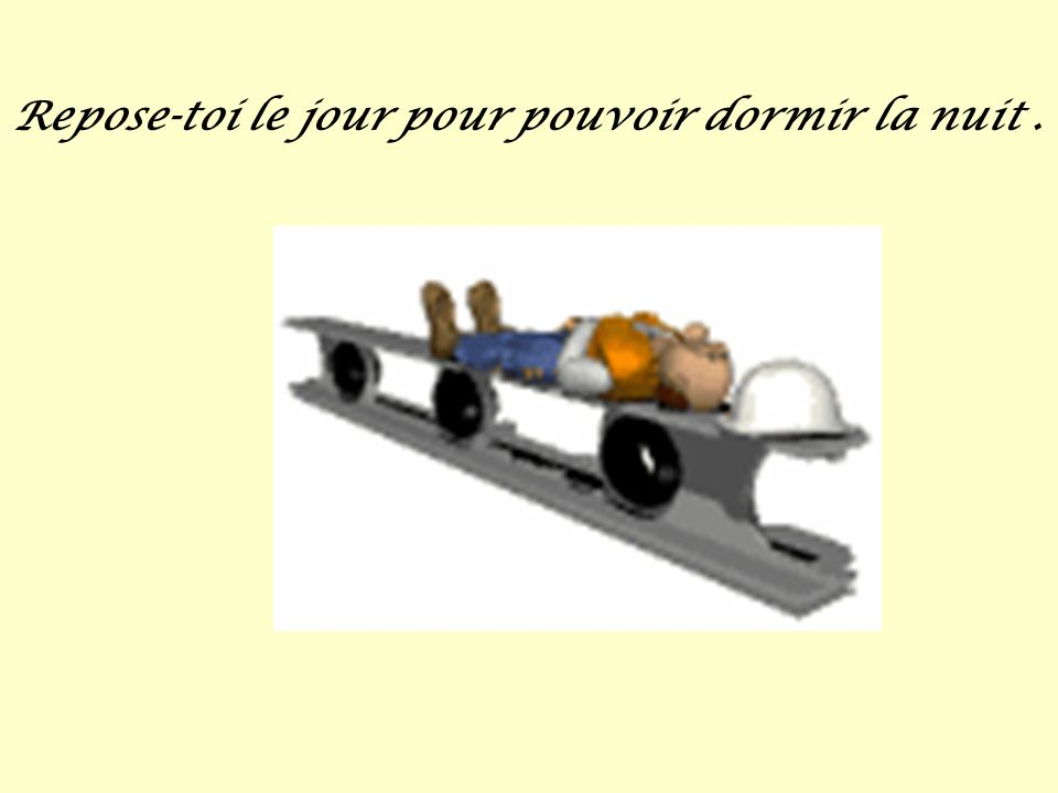 les 10 commandements du travailleur ppt video online t l charger. Black Bedroom Furniture Sets. Home Design Ideas