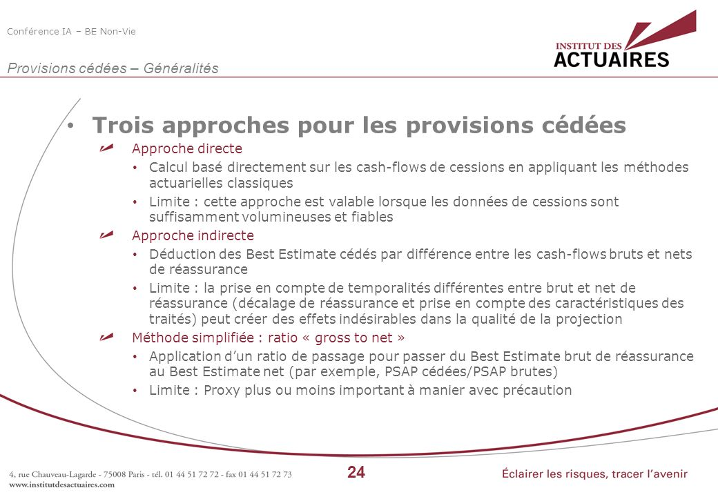 Conf rence ia be non vie ppt video online t l charger - Difference entre droit de passage et servitude ...