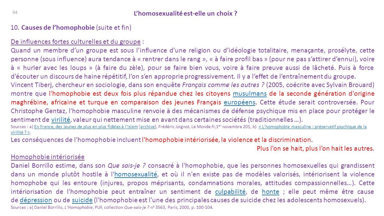 L homosexualit est elle un choix ppt t l charger - Faire l amour sous la douche avec un preservatif ...