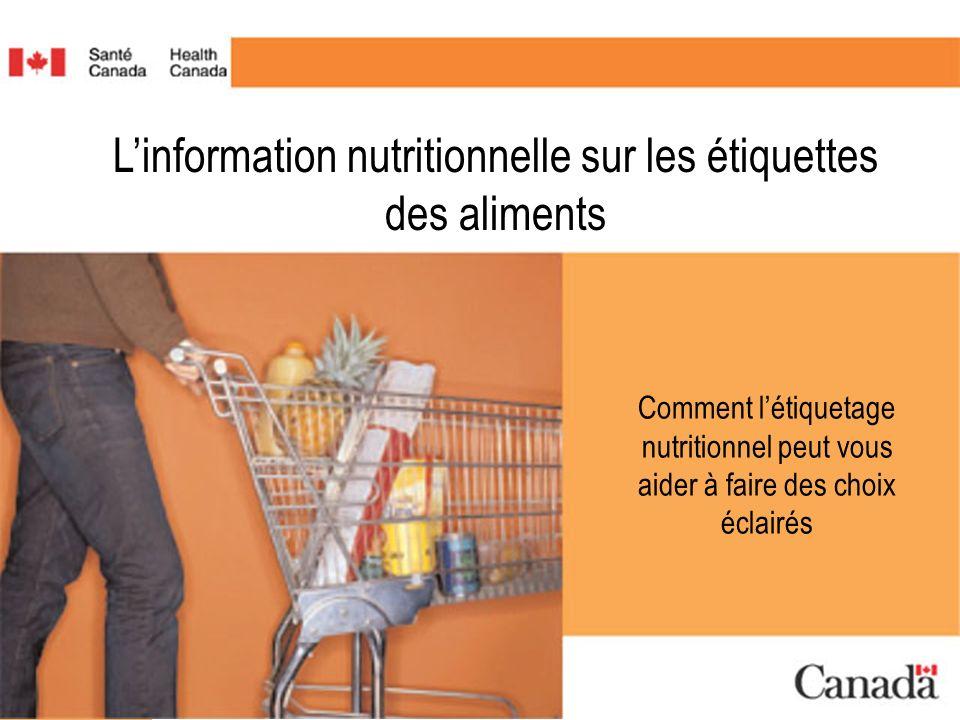 l information nutritionnelle sur les tiquettes ppt t l charger. Black Bedroom Furniture Sets. Home Design Ideas