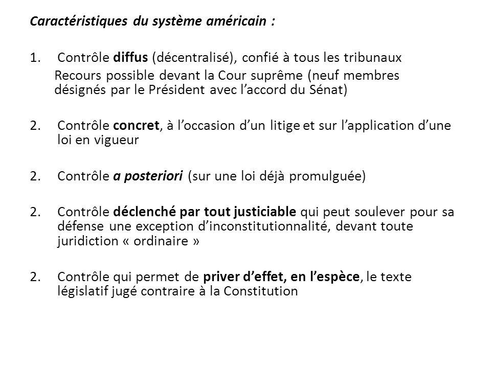 Dissertation En Droit Constitutionnel