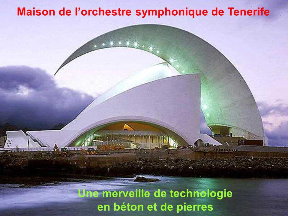Maison de l'orchestre symphonique de Tenerife