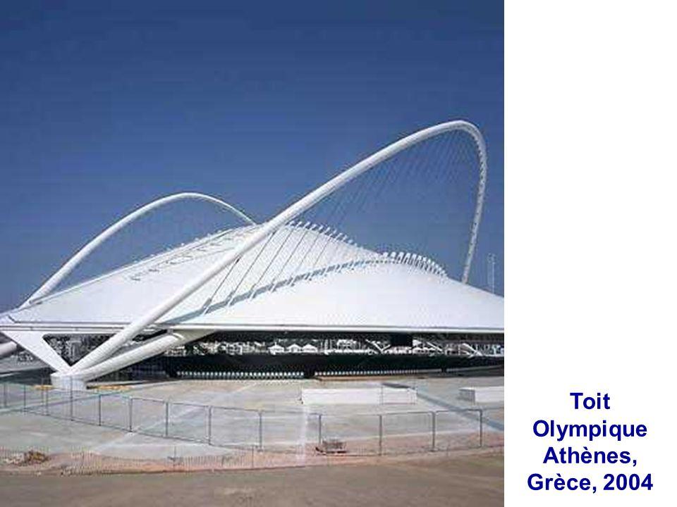Toit Olympique Athènes, Grèce, 2004