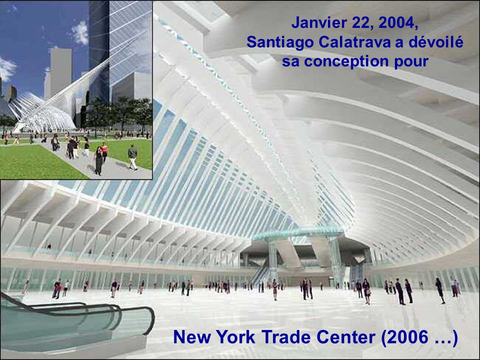 New York Trade Center (2006 …)