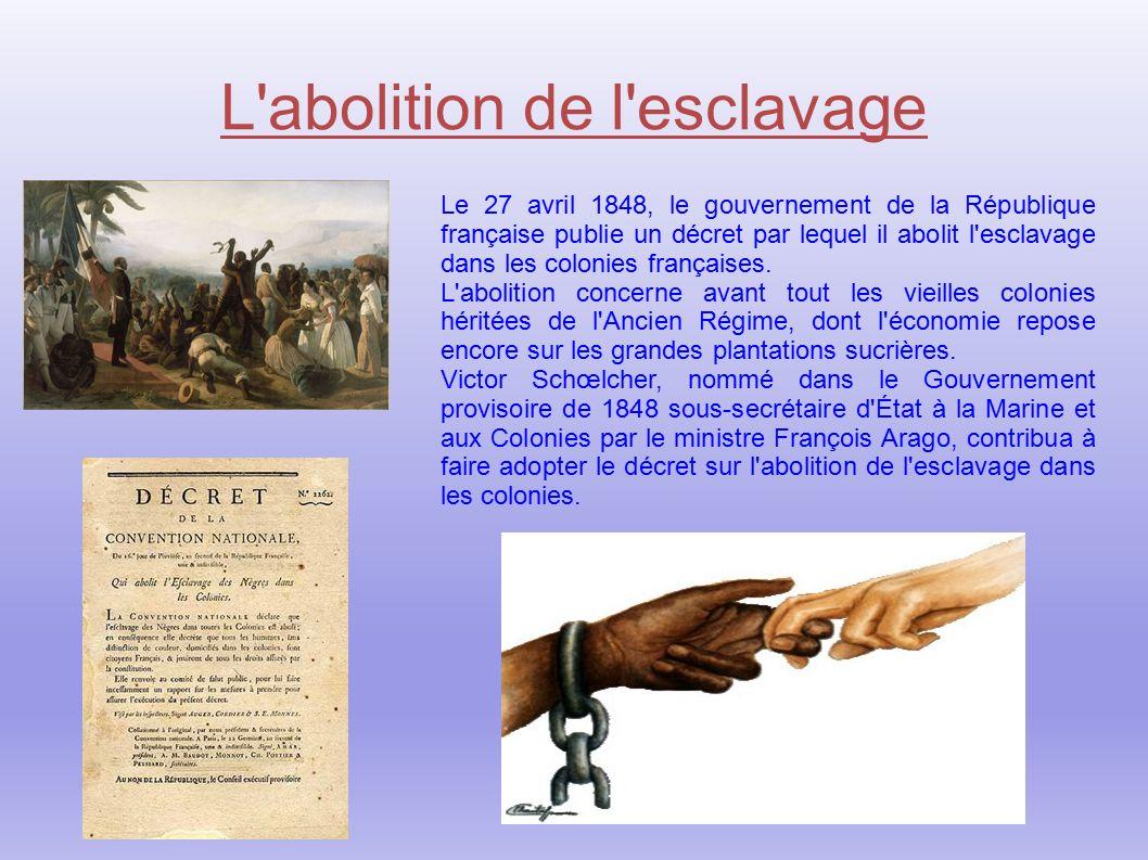 Image Result For Abolition De L Esclavagea