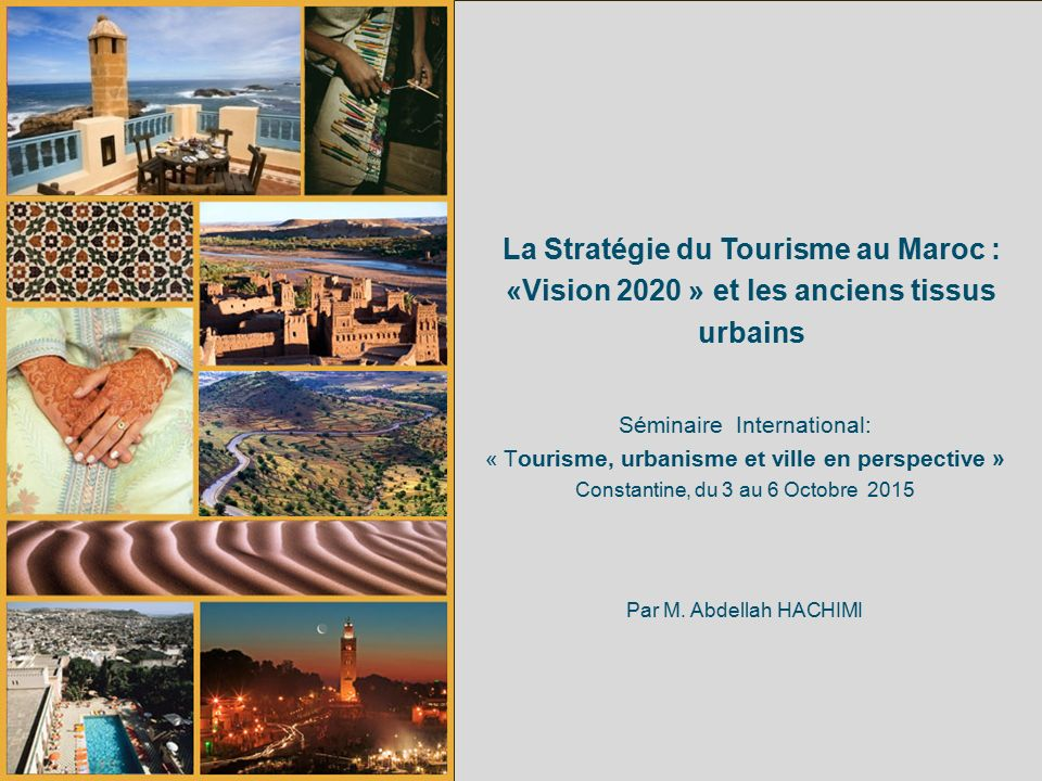 villes touristiques au maroc