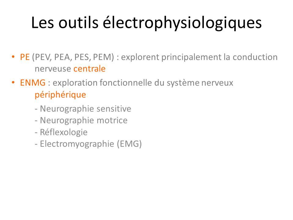 Les outils électrophysiologiques