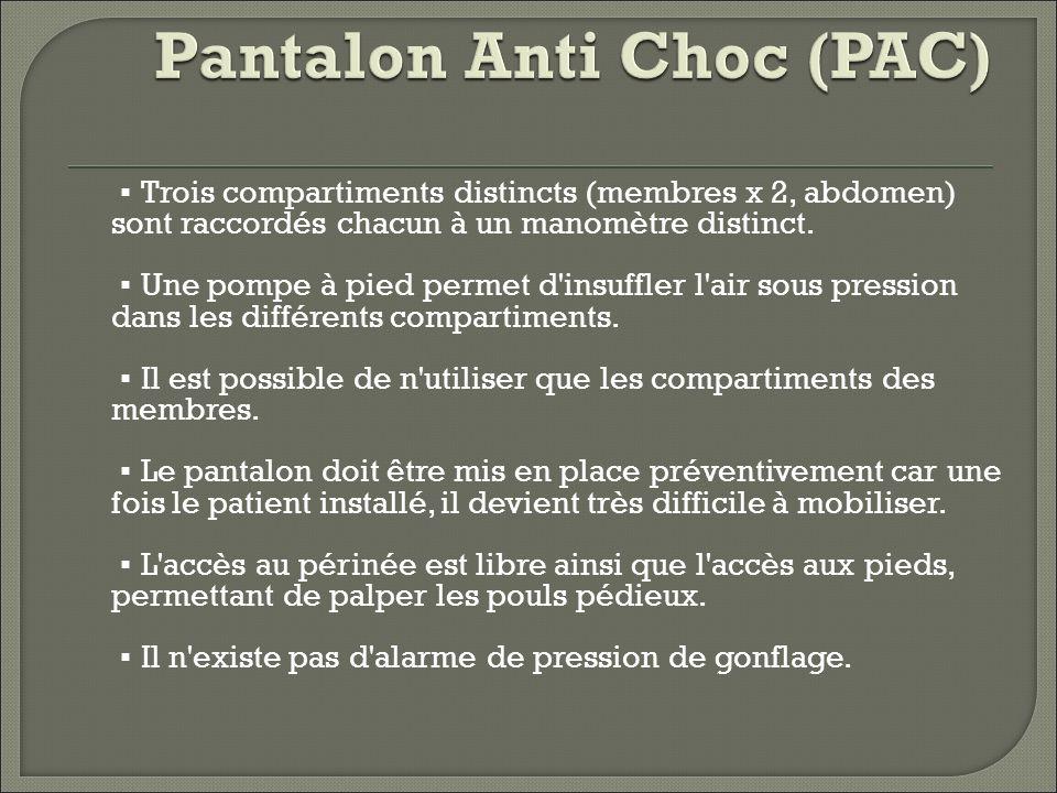 Pantalon Anti Choc (PAC)