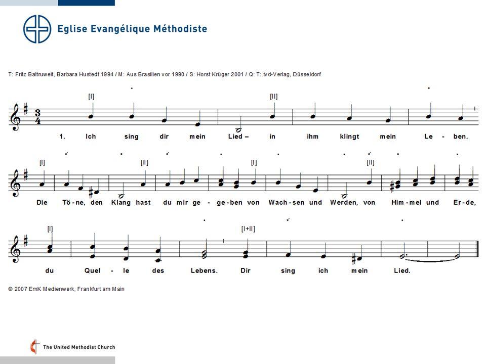 Folie 22 – 19.59 Uhr: Lied singen