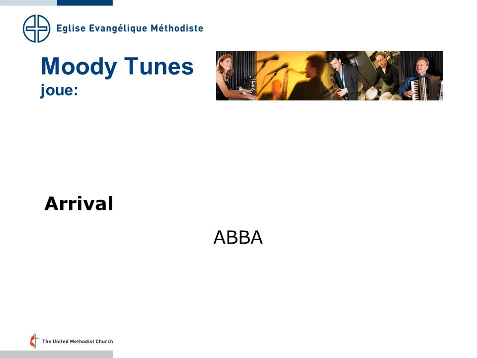 Moody Tunes joue: Arrival ABBA Folie 41 – 20.43 Uhr: